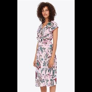 Tory Burch runway dress